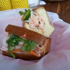 Photo taken at Saigon Sisters Restaurant by Alek B. on 7/6/2012