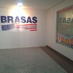 Photo taken at BRASAS English Course by GlenioAlexandre on 5/12/2012