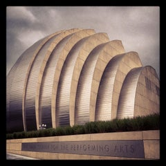 Photo taken at Kauffman Center for the Performing Arts by Derek W. on 5/19/2012