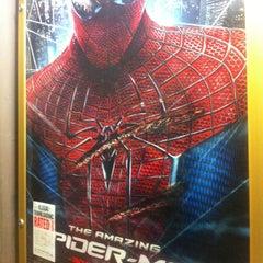 Photo taken at Rogers Cinema 5 by Bjørn on 7/15/2012