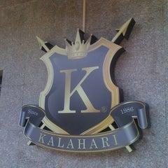 Photo taken at Kalahari Club by Rafael B. on 6/26/2012