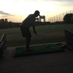 Photo taken at Randalls Island Golf Center by Derek E. on 7/12/2012