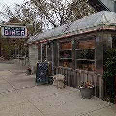 Photo taken at O'Rourke's Diner by Vicki H. on 4/22/2012