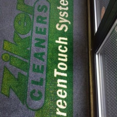 Photo taken at Ziker Cleaners by Amy K. on 12/8/2011