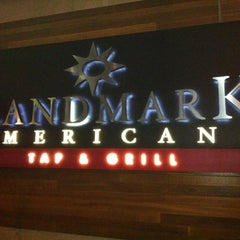 Photo taken at Landmark Americana Tap & Grill by Shawn P. on 6/1/2012