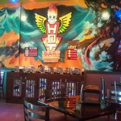 Photo taken at Tijuana Flats by Keith B. on 9/12/2011