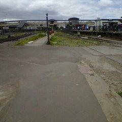 Photo taken at Estación Moreno [Línea Sarmiento] by Wantys A. on 11/30/2011