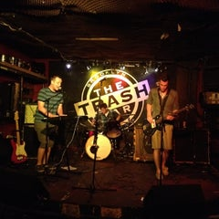 Photo taken at Trash Bar by Drew D. on 7/25/2012