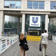 Photo taken at Unilever by Barbara Ward T. on 10/5/2011