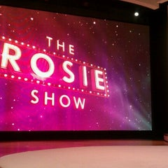 Photo taken at The Rosie Show by Sharon P. on 12/12/2011