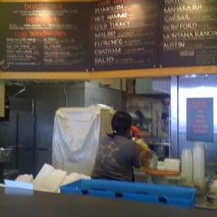 Photo taken at Boheme Cafe by Kimberly A. on 7/19/2011