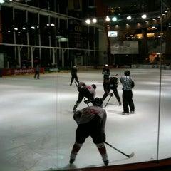 Photo taken at Mega Ice by Jamieson B. on 11/2/2011