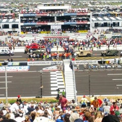 Photo taken at Pocono Raceway by zeusmannj on 6/10/2012