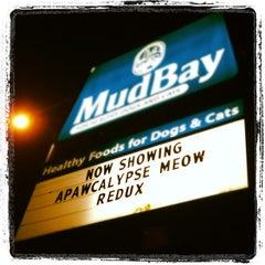 Photo taken at Mud Bay by Chris J. on 10/29/2011