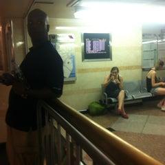 Photo taken at NJ Transit Waiting Area by Kirsten P. on 7/1/2012