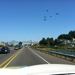 Photo taken at City of Astoria by Greg M. on 8/12/2012