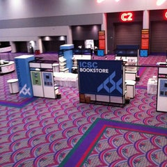 Photo taken at ICSC RECon by Brand M. on 5/22/2012