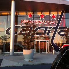 Photo taken at Kettler Capitals Iceplex by James R. on 10/14/2011