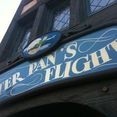 Photo taken at Peter Pan's Flight by Steven J. on 8/16/2012
