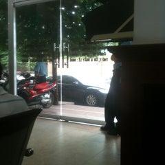 Photo taken at Vietcombank Phu Tho by Thu Hang L. on 6/15/2012