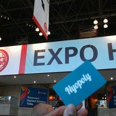"Photo taken at Retail's BIG Show (NRF) by Shawn ""@SmarterRetailer"" H. on 1/15/2012"