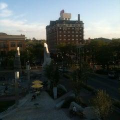 Photo taken at Hotel Alex Johnson by Jan M. on 8/2/2012