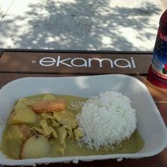 Photo taken at Ekamai by Khris on 9/16/2011