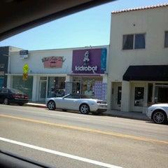 Photo taken at Kidrobot by Benjamin F. on 7/27/2012
