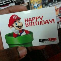 Photo taken at GameStop by Timothy L. J. on 4/17/2012