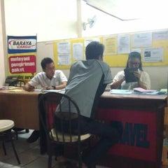 Photo taken at Baraya Travel by Nico on 6/21/2012