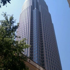 Photo taken at Bank of America Corporate Center by Ethan M. on 4/23/2011