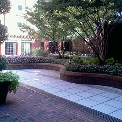 Photo taken at Four Seasons Hotel Washington DC by Bruce M. on 9/9/2011