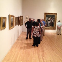 Photo taken at Georgia Museum Of Art by Sam B. on 7/26/2012