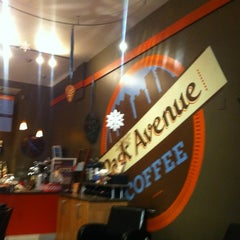 Photo taken at Park Avenue Coffee by Ryan H. on 12/30/2011