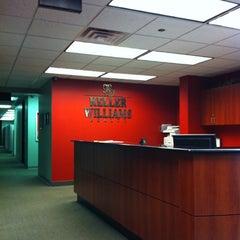 Photo taken at Carlos Whitmore - Keller Williams Real Estate by Blaze on 6/19/2012