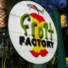 Photo taken at Fruit Factory (ฟรุ๊ตแฟคทอรี่) by 🌺Ole-lemon🌺 on 11/24/2011