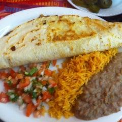 Photo taken at Taqueria Vega by Drew S. on 4/4/2012