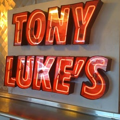 Photo taken at Tony Luke's by Jape on 9/18/2011