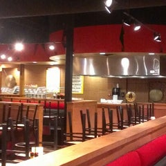 Photo taken at Genghis Grill by Valori F. on 7/11/2012
