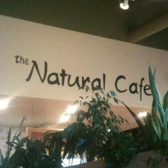 Photo taken at Natural Cafe by Valerie B. on 11/20/2011
