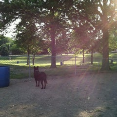 Photo taken at Medina Dog Park by Jennifer on 6/16/2012