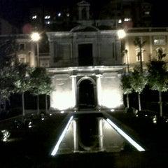 Photo taken at Capilla del Puerto de Málaga by Guia d. on 1/31/2012