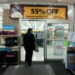 Photo taken at Michaels by Faye H. on 1/25/2012