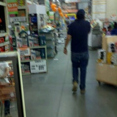 Photo taken at The Home Depot by Jorge S. on 7/19/2012