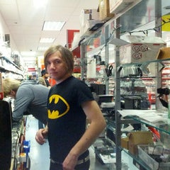 Photo taken at CeX Boston by Tom N. on 3/10/2012