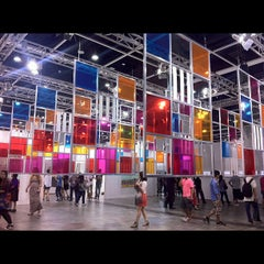 Photo taken at ART HK 12 - Hong Kong International Art Fair by Phoebe H. on 5/19/2012