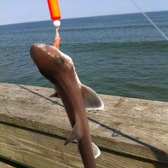 Photo taken at Ocean City Fishing Pier by David B. on 5/31/2012