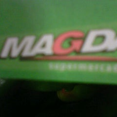 Photo taken at Magda by Migue D. on 11/26/2011