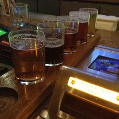 Photo taken at Pints Brewery by James P. on 7/29/2012