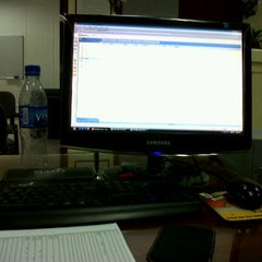 Photo taken at The Desktop by Darrell J. on 1/6/2012